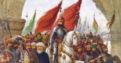 İstanbul'un Fethinin 568. Yılı Kutlu Olsun